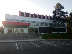 Спортната зала на Белоградчик