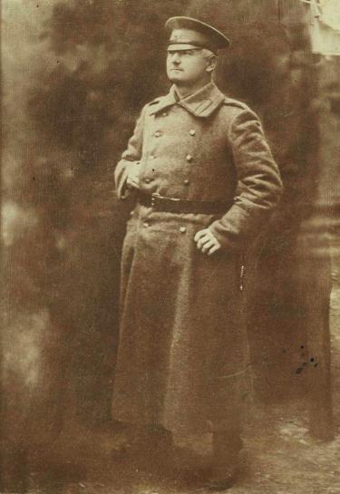 подполковник Стефан Илиев (1869 - 1917)