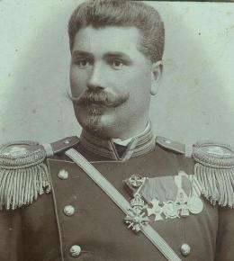 генерал Христо Попов (1859 - 1941), началник на 6-а дивизия