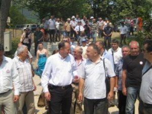 Сред гостите на последния събор в прохода Кадъ боаз бе и парламентарният шеф Михаил Миков