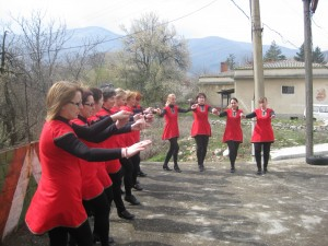 Новата танцова формация на Белоградчик   снимка: общ. Белоградчик