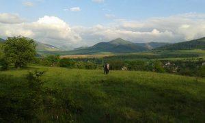 Изглед към Чупрене  | снимка: facebook на с. Репляна