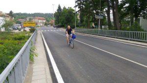 Новият път през Димово | снимка: facebook профил на Бойко Борисов