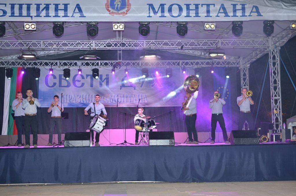 Оркестър Vivo Монтана | снимка: Цветомир Цветков