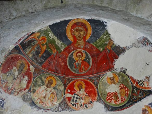 Средновековната църква в с. Миланово е отворена за поклонници и туристи