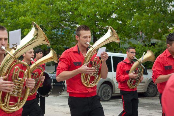 Монтана обяви конкурс за нови композиции за духови оркестри